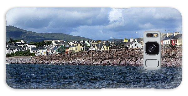 Irish Seaside Village, Co Kerry  Galaxy Case