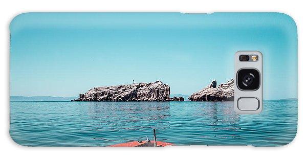 Marina Galaxy Case - Isla Del Espiritu Santo - La Paz, Mexico by Pipojackman