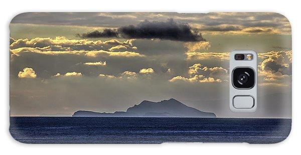 Island Cloud Galaxy Case