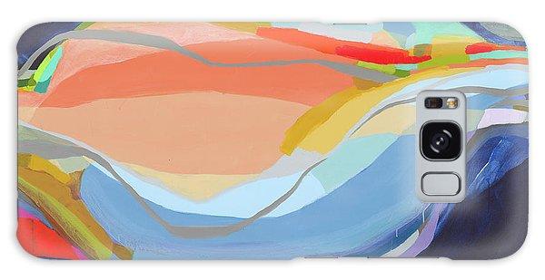 Galaxy Case - It's A New Beginning by Claire Desjardins