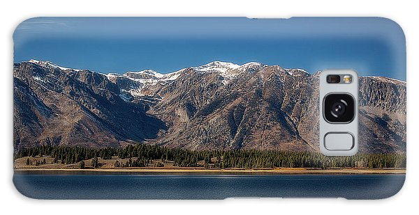 Jackson Lake Wyoming Galaxy Case