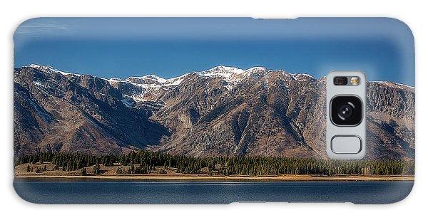 Jackson Lake Wyoming Galaxy Case