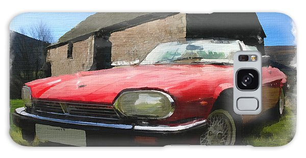 Jaguar Xjs - 1 Galaxy Case