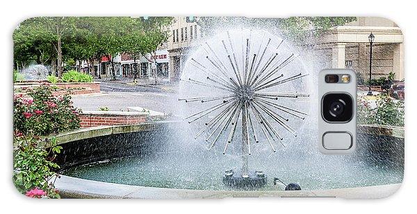 James Brown Blvd Fountain - Augusta Ga Galaxy Case