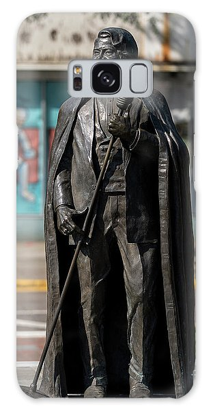 James Brown Statue - Augusta Ga 2 Galaxy Case
