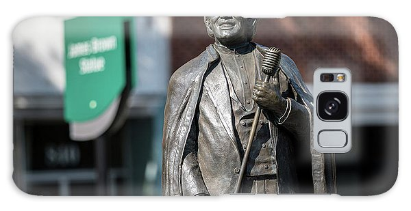 James Brown Statue - Augusta Ga Galaxy Case