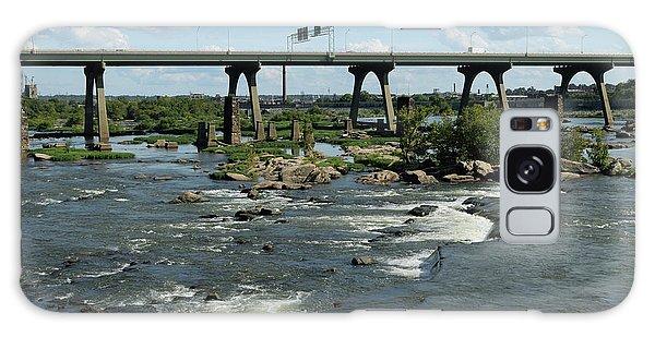 James River Rapids Galaxy Case