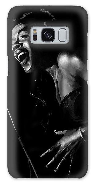 Hard Bop Galaxy Case - Jazz Woman by Farkhandah Basirah