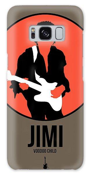 Classic Rock Galaxy Case - Jimi Hendrix by Naxart Studio