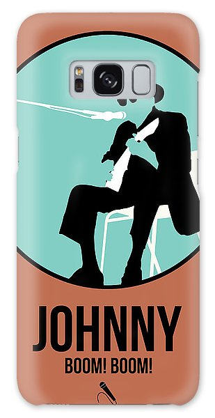 Classic Rock Galaxy Case - Johnny Lee Hooker  by Naxart Studio