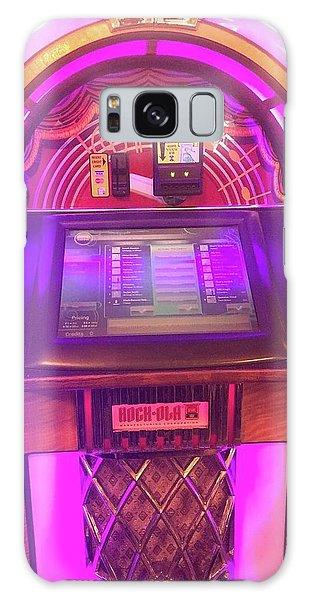 Jukebox Hero Galaxy Case