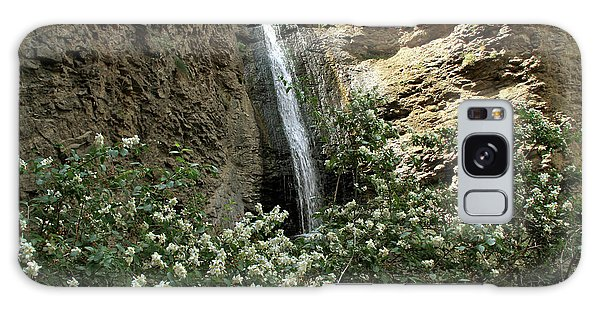 Jump Creek Falls Canyon Galaxy Case