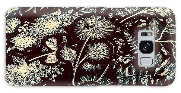 Natural Galaxy Case - Jungle Flatlay by Jorgo Photography - Wall Art Gallery