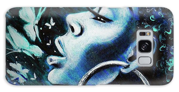 Galaxy Case - Just Breathe by Artist RiA