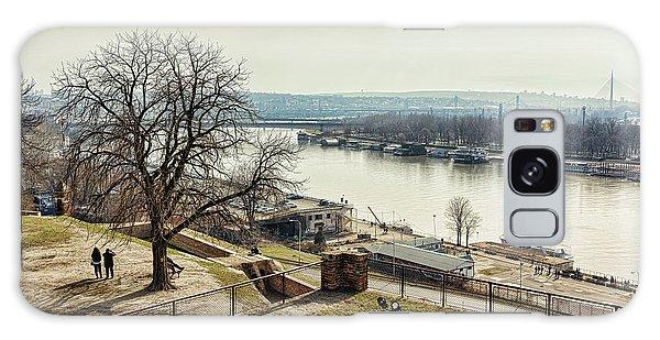 Kalemegdan Park Fortress In Belgrade Galaxy Case