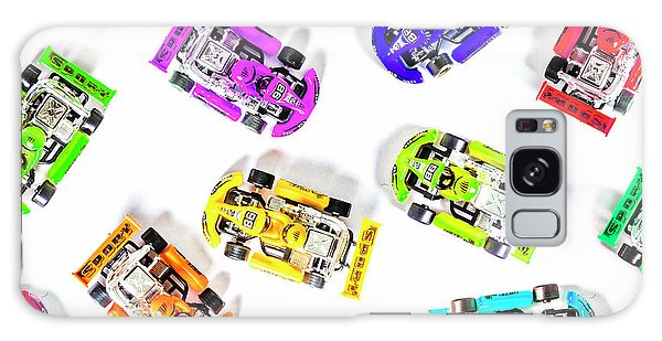 Race Galaxy Case - Karting Patterns by Jorgo Photography - Wall Art Gallery
