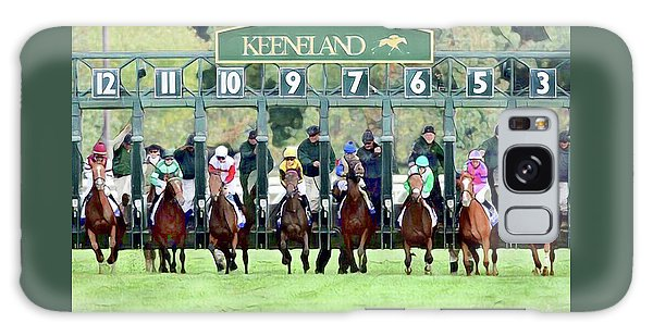 Keeneland Starting Gate Galaxy Case