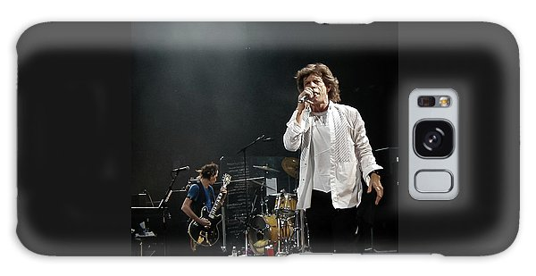 Keith And Mick Snapshot Galaxy Case