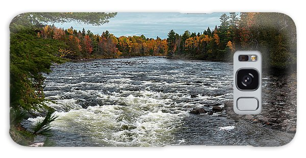 Kennebec River Galaxy Case