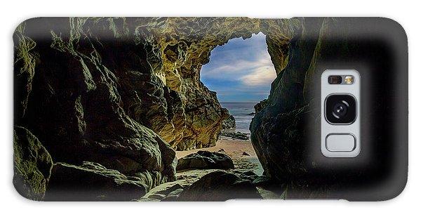 Keyhole Cave In Malibu Galaxy Case