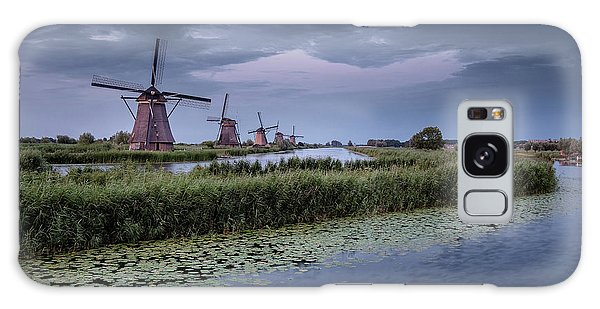 Kinderdijk Dark Sky Galaxy Case