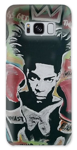 King Basquiat Galaxy Case