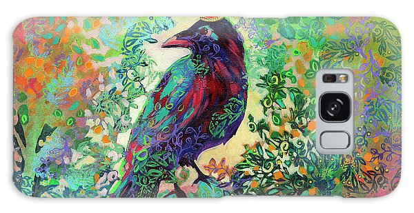 Tapestry Galaxy Case - King For A Day by Jennifer Lommers