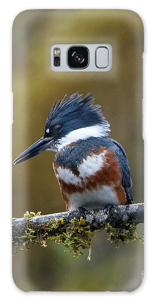Kingfisher Galaxy Case