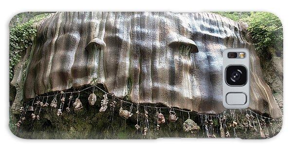 Knaresborough, Stone Waterfall Galaxy Case