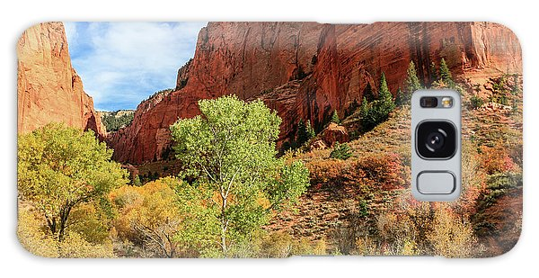 Kolob Canyon 1, Zion National Park Galaxy Case