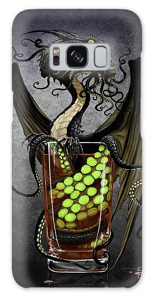 Kraken Storm Dragon Galaxy Case