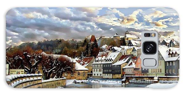 Kronach Winter Scene Galaxy Case