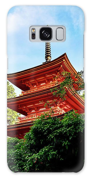 Kansai Galaxy Case - Kyoto, Japan Taisan-ji Temple Nearby by Miva Stock