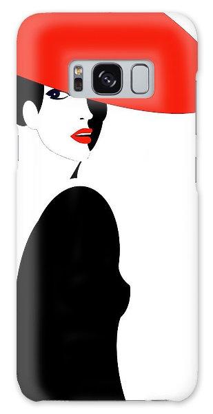 Galaxy Case - La Belle Dame 2 by Digital Painting
