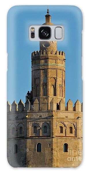 La Torre De Oro Detail. Seville Galaxy Case