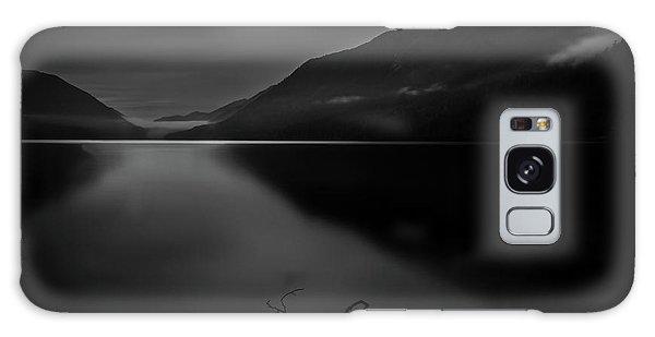 Lake Crescent 9 Galaxy Case