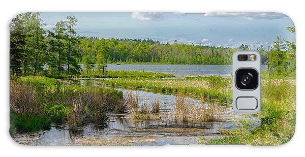 Lake Itasca Beauty Galaxy Case