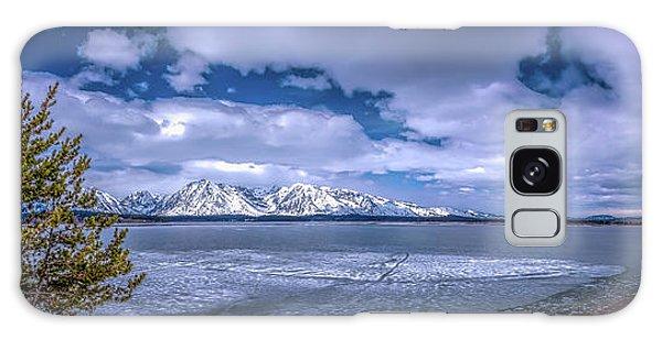 Lake Jackson Wyoming Galaxy Case