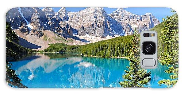Moraine Lake Galaxy Case - Lake Moraine, Ab, Canada by Richard Cavalleri