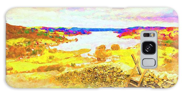 Stone Galaxy Case - Lake Windermere by David Ridley