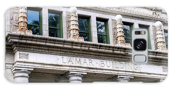 Lamar Building - Augusta Ga Galaxy Case