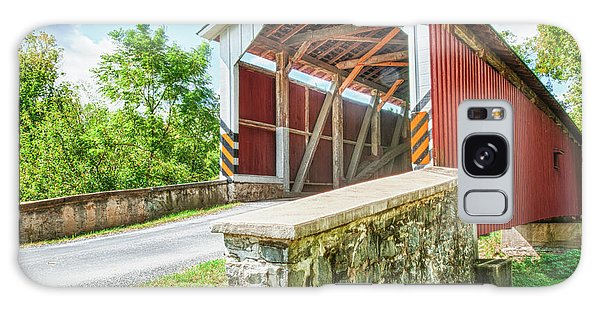 Lancaster Covered Bridge Galaxy Case