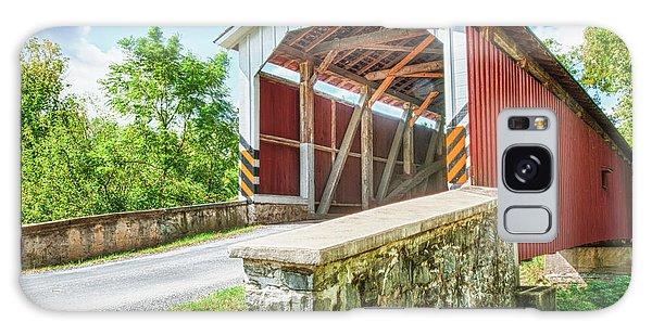 Lancaster Covered Bridge Galaxy Case