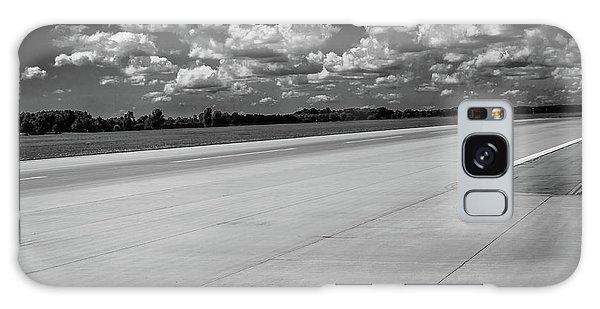 Landing Track Galaxy Case