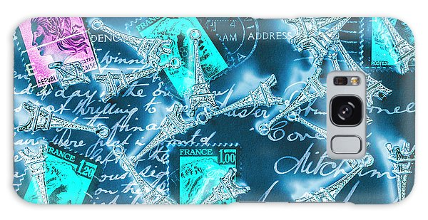 Galaxy romantic love letters