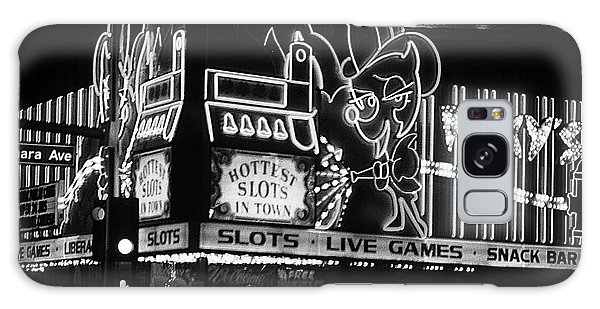 Galaxy Case - Las Vegas 1984 Bw #5 by Frank Romeo