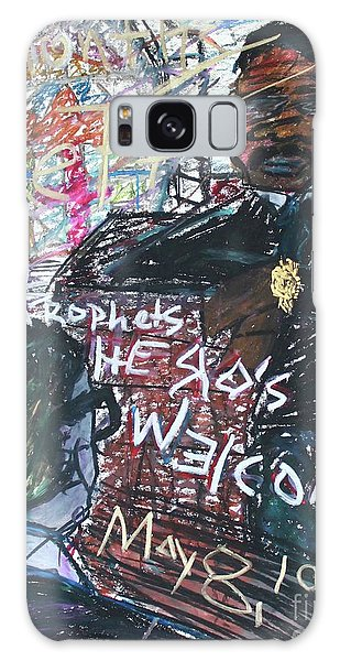 Last Prophets A Hero's Welcome Galaxy Case