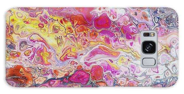 Lava Field II Galaxy Case