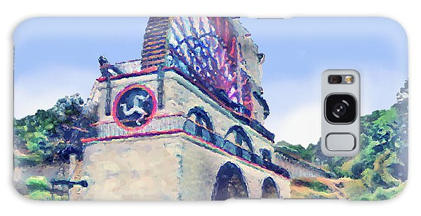 Galaxy Case - Laxey Wheel 6 by Digital Painting