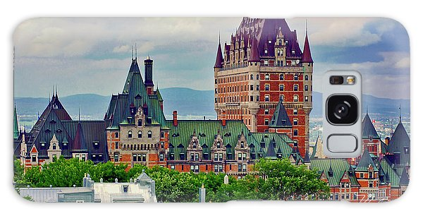 Le Chateau Frontenac Galaxy Case